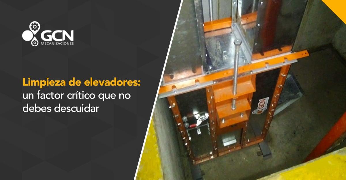Limpieza de elevadores: un factor crítico que no debes descuidar